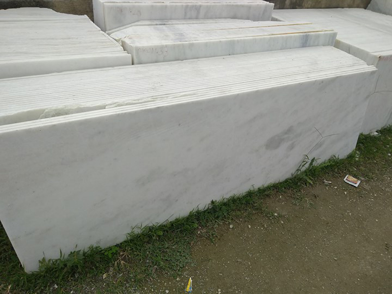 Agaria Marble White Polished Marble Slabs from India