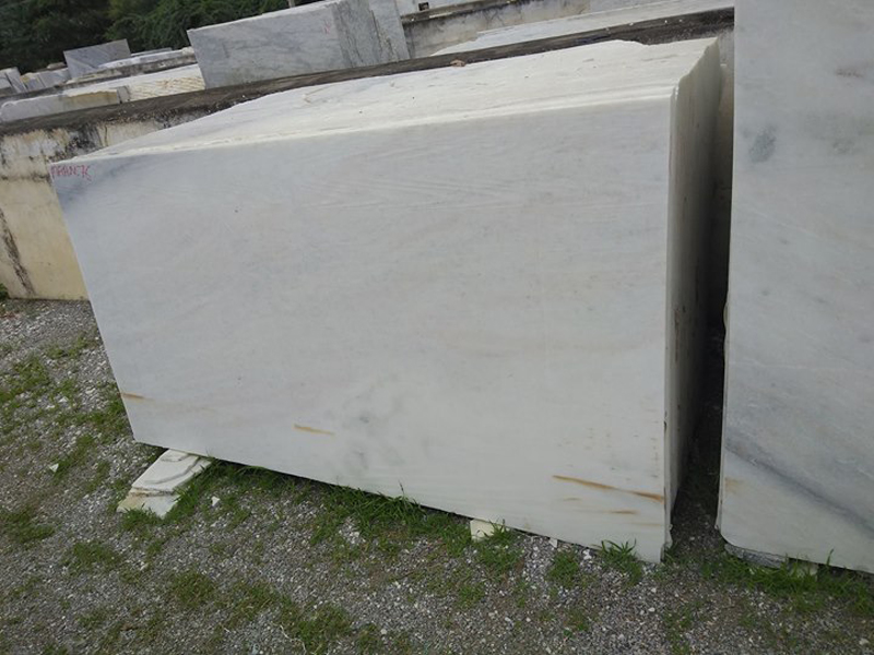 Agaria White Polished Indian White Marble Slabs
