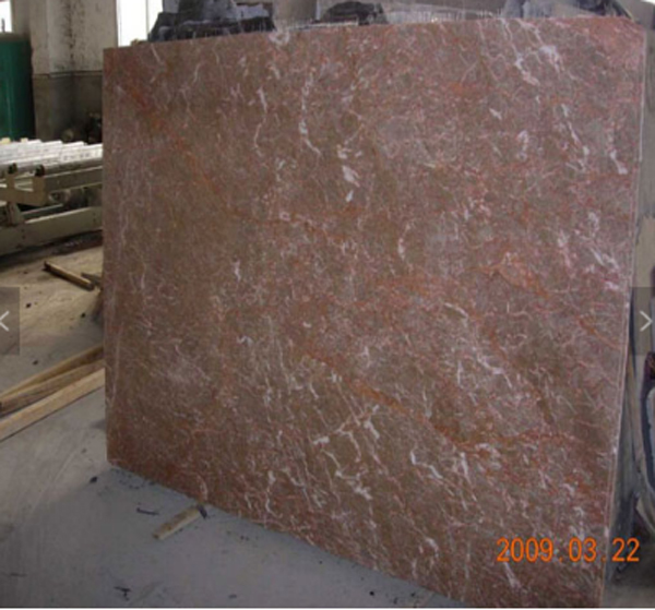 Aggot Egeo Rose China Agate Red Marble Polished Red Marble Stone Slabs