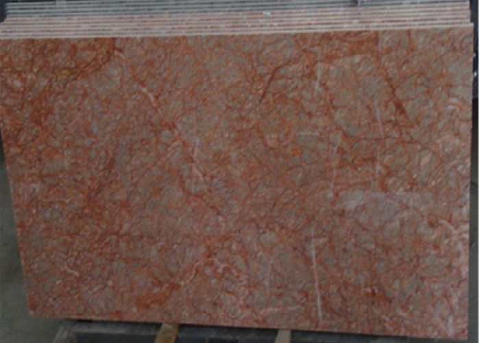 Aggot Egeo Rose China Agate Red Marble Stone Tiles