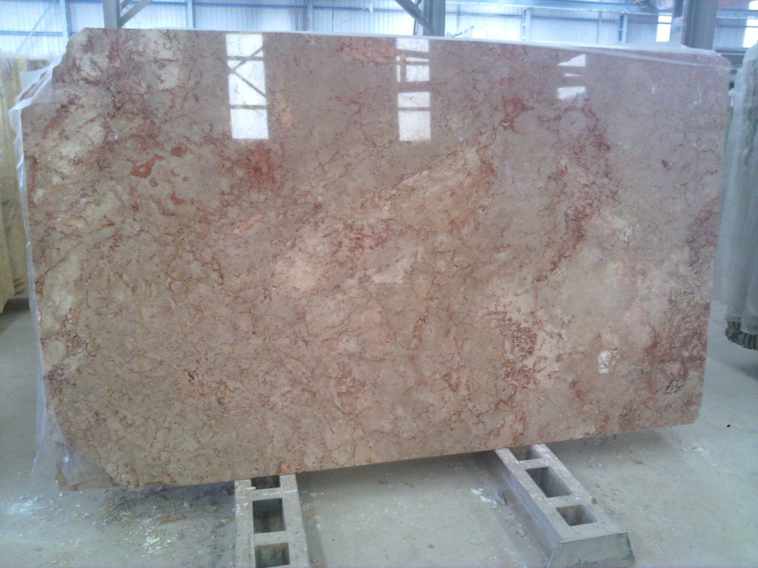 Al Andalus Travertine Spainish Polished Travertine Slabs