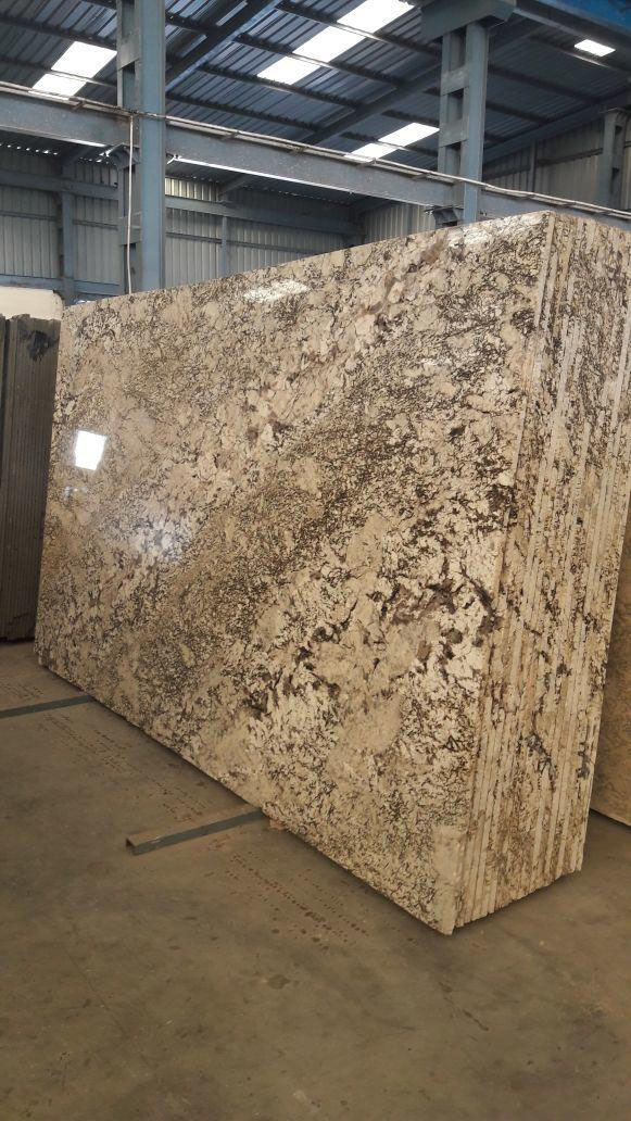 Alaska Gold Slabs Nice Yellow Granite Polished Slabs