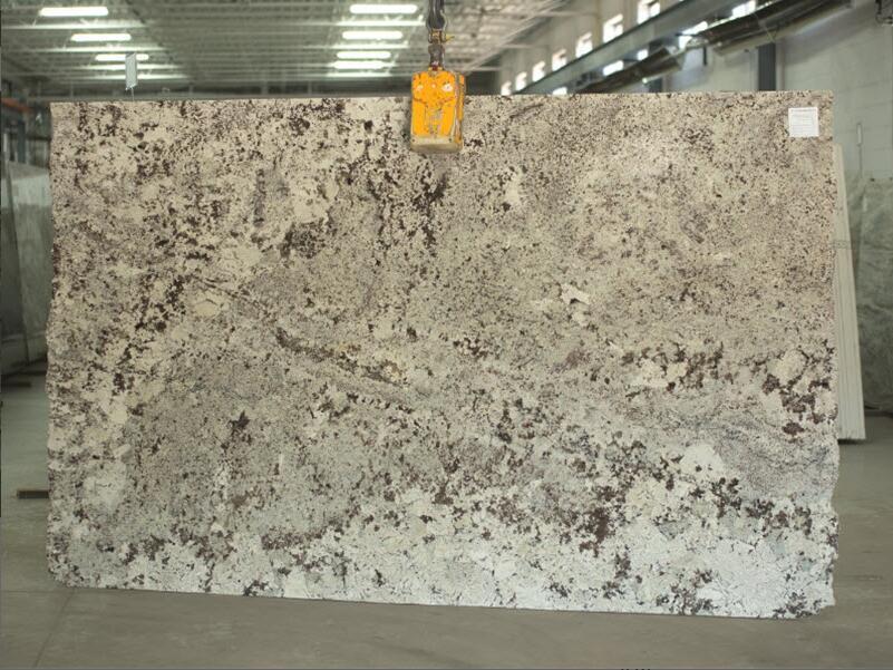 Alaska White Granite Slabs Brazil Granite Slabs with Top Quality