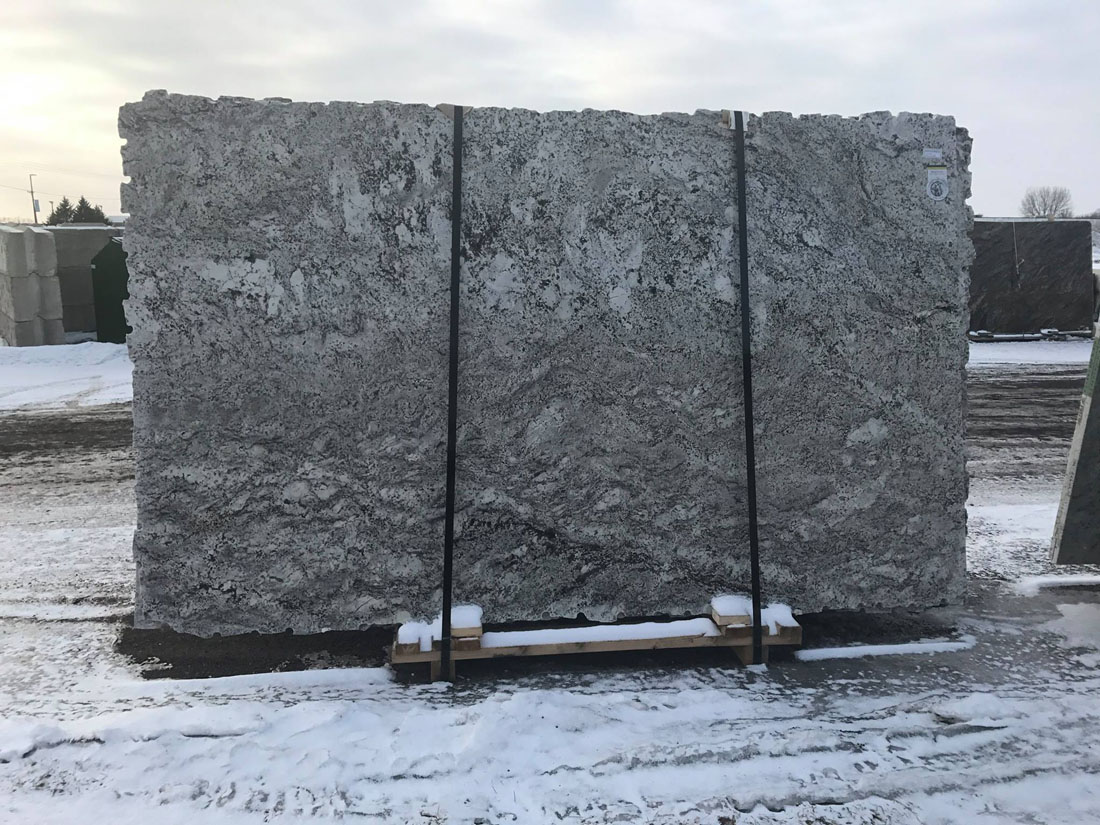 Alaska White Granite Slabs Top Quality White Granite Slabs