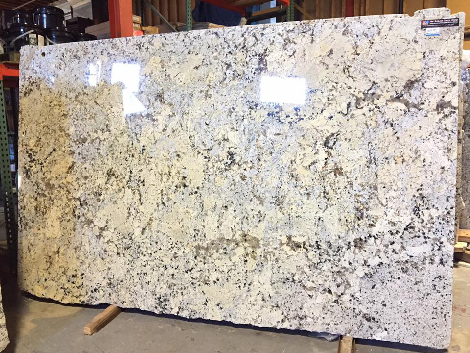 Alaskan White Polished Granite Slabs with High Quality