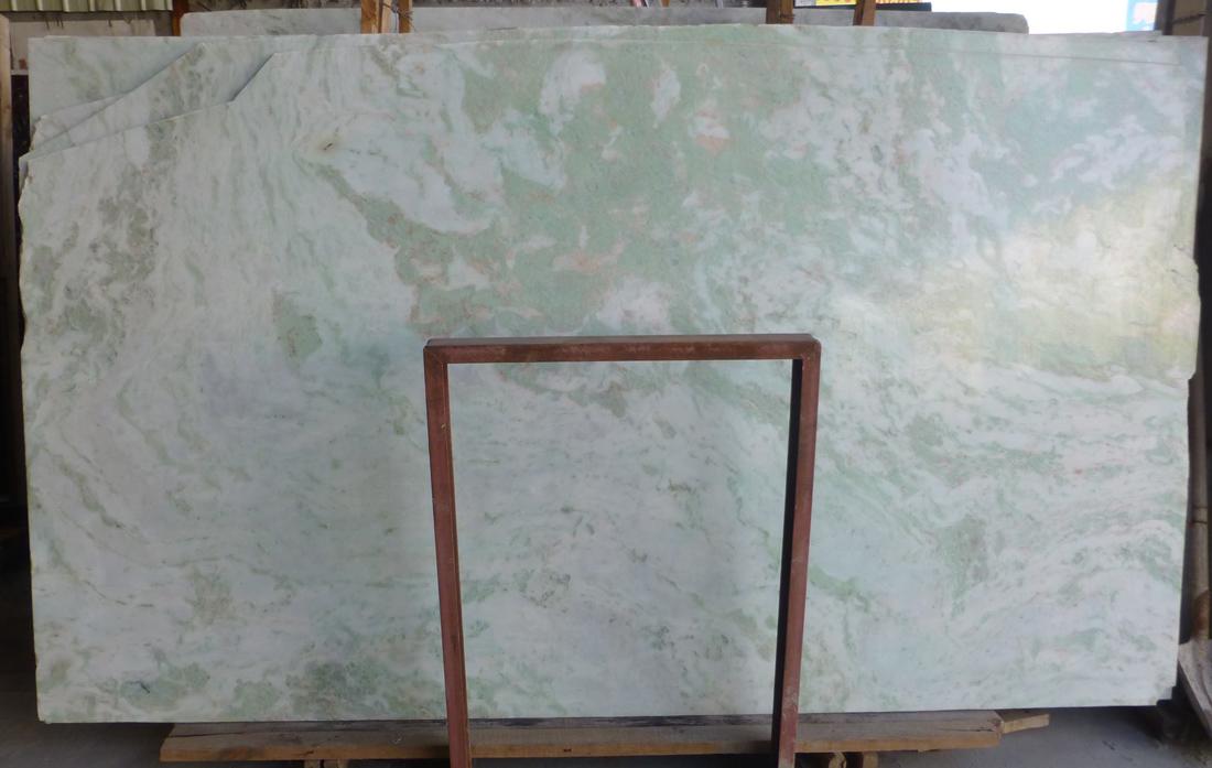 Alba Chiara Stone Slab Polished Green Marble Slabs