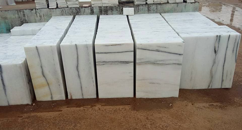 Albeta Marble Tiles White Polished Marble Stone Tiles