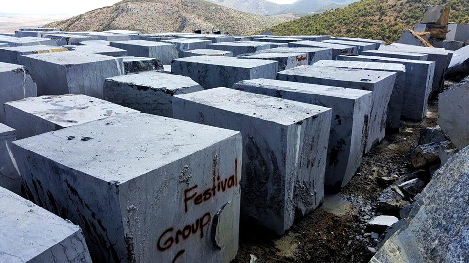 Alexandra Black Marble Blocks Turkish Natural Black Marble Blocks
