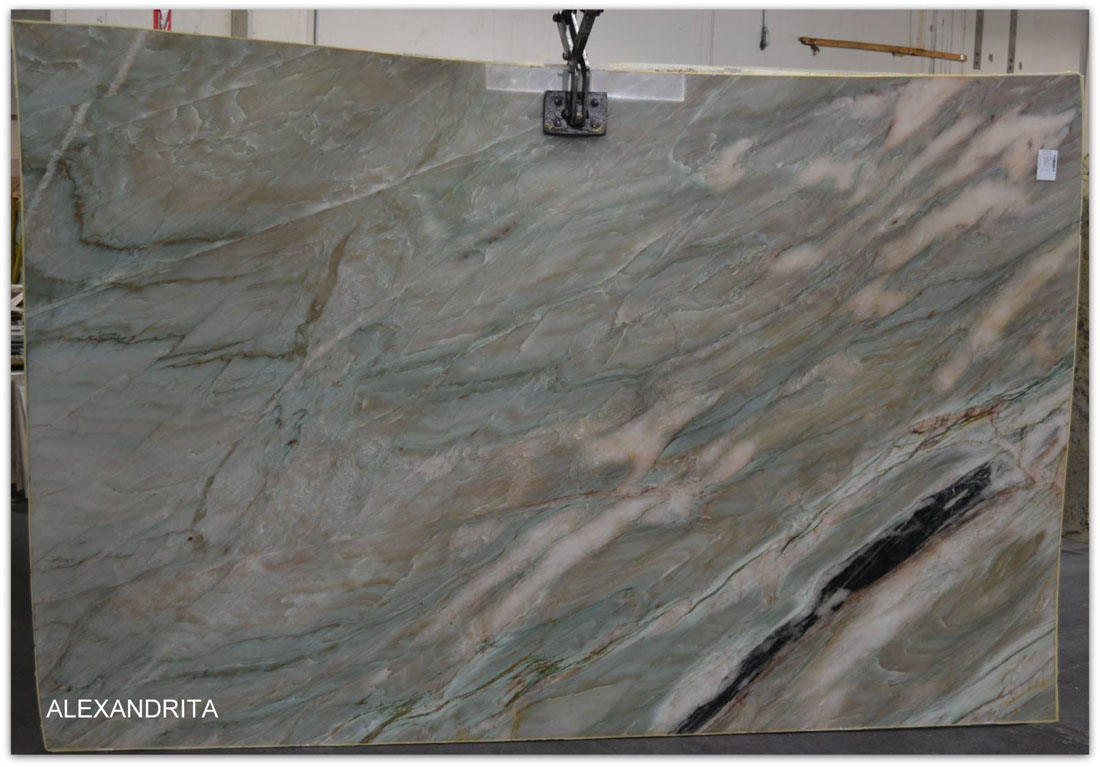Alexandrita Quartzite Natural Green Quartzite Slabs