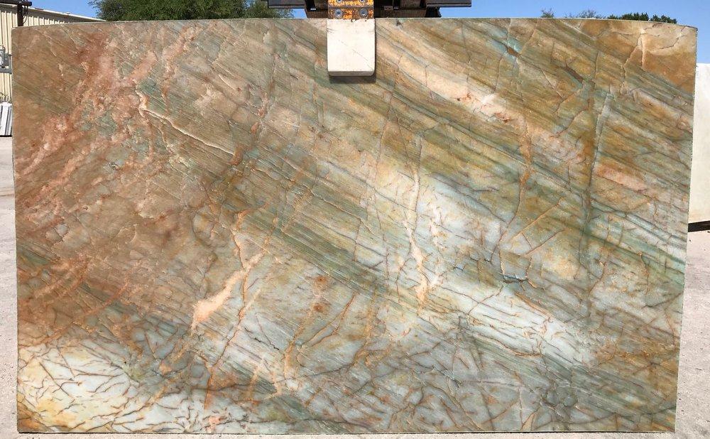 Alexandrita Quartzite Slabs Polished Brazilian Quartzite Slabs