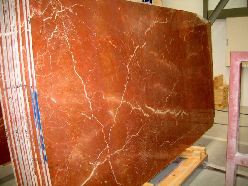 Alicante Marble Red Marble Slabs from Spain
