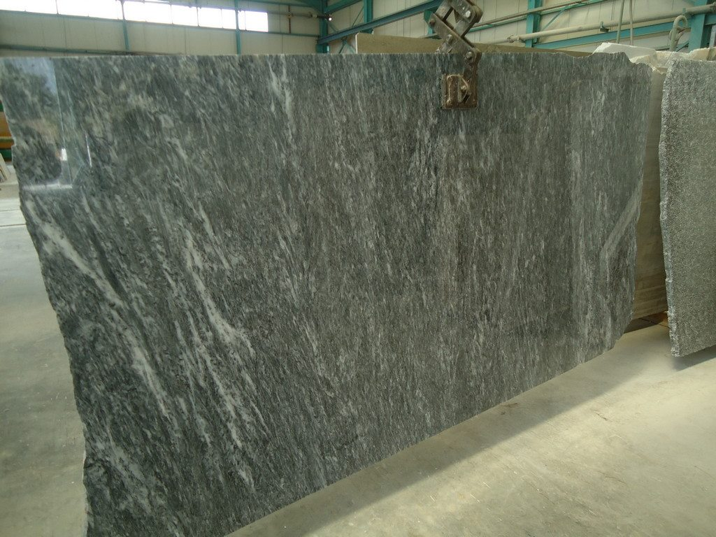 Aliveri Grey Polished Marble Slabs
