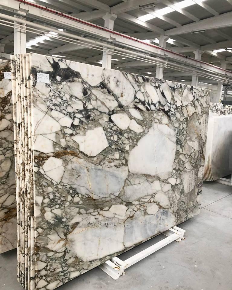Allegro Slab Polished Marble Slab from Turkey
