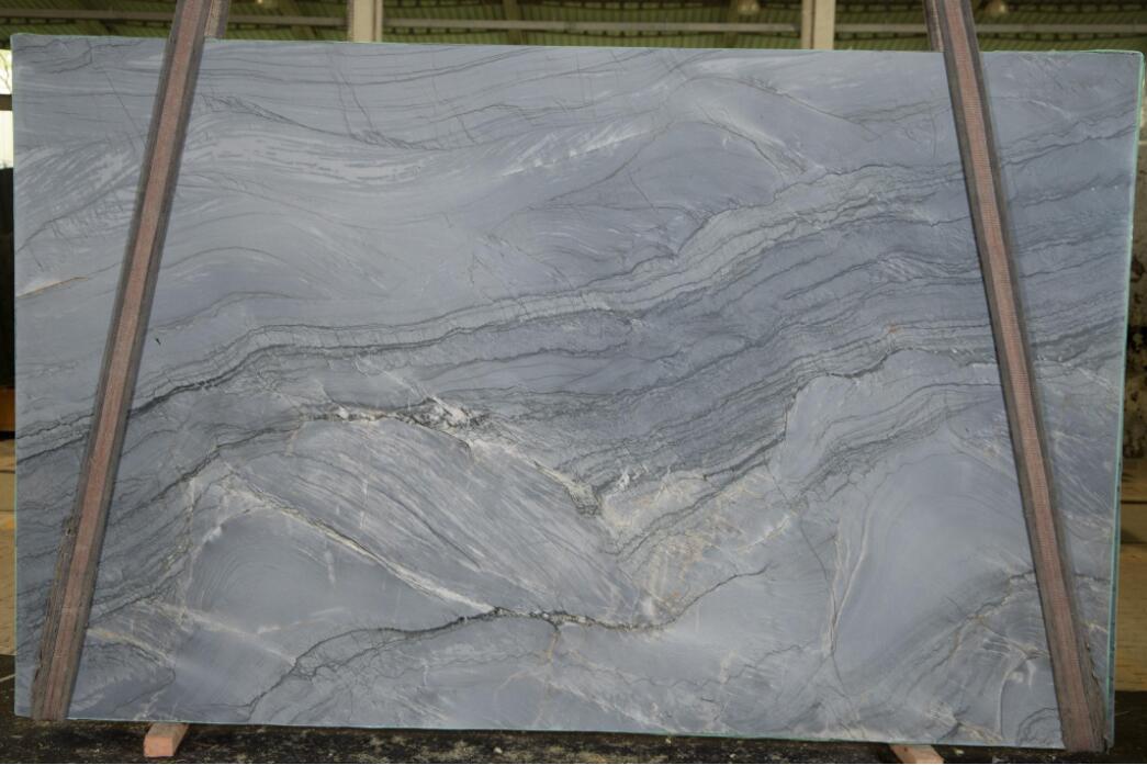 Allure Quartzite Stone Slabs Blue Natural Quartzite Stone Slabs