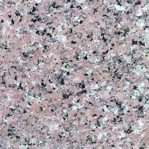 Almond Pink Granite Color