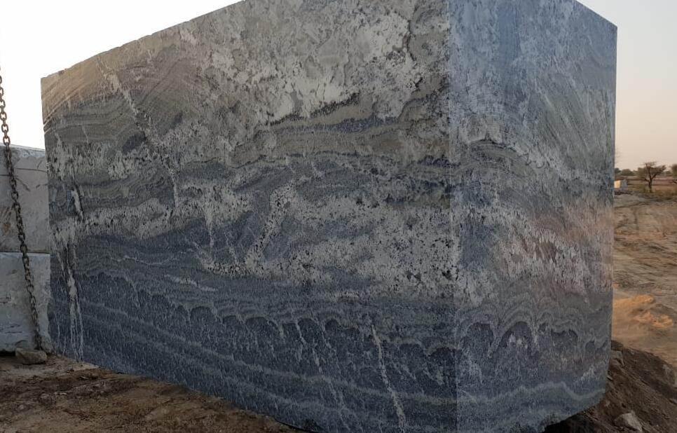 Alpine White Granite Blocks Natural Stone Blocks