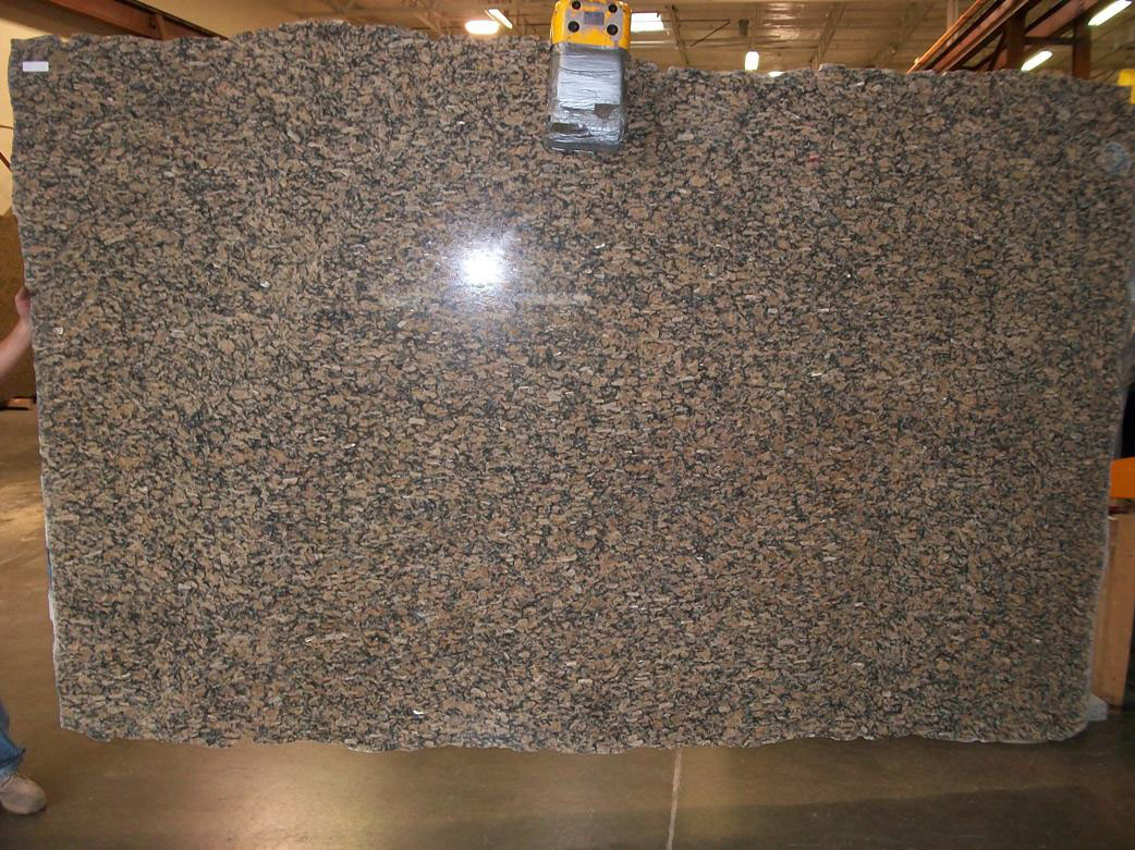 Amarillo Boreal Brown Granite Slab