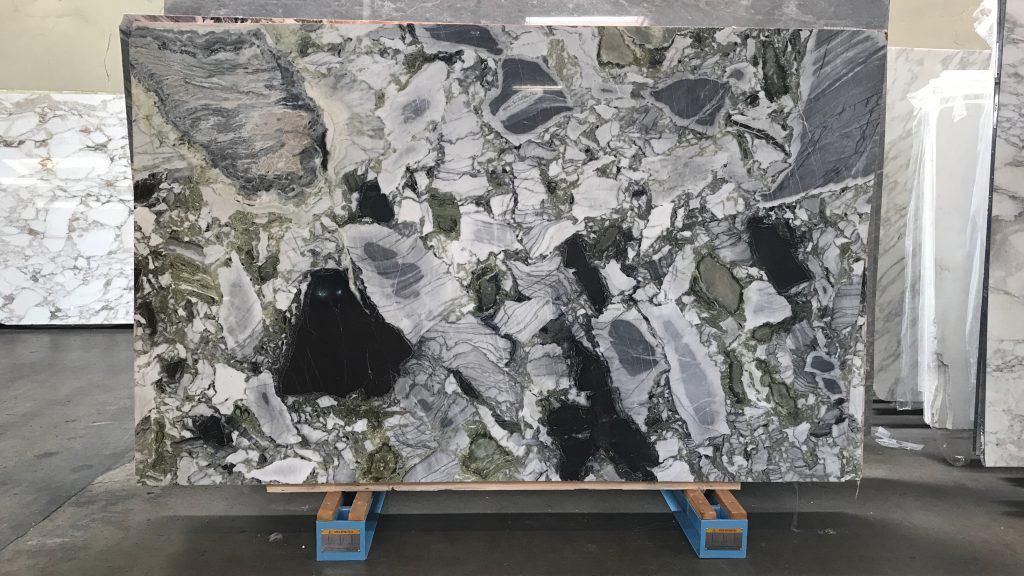 Amazonia Marble Slabs Polished Green Marble Slabs
