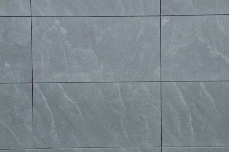 American Virginia Black Jet Mist Black Granite Walling Tiles