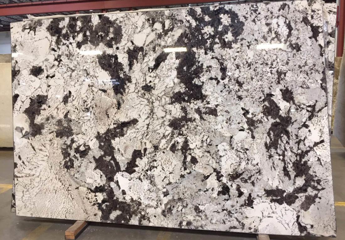 Andes White Granite Slab Polished White Granite Slabs