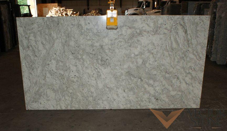Andromeda White Slab Indian White Granite Stone Slabs