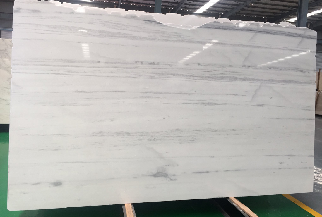 Angel White Marble Polished White Marble Slabs