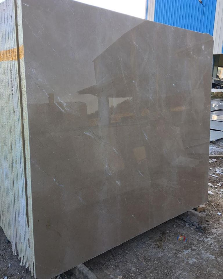 Antique Beige Marble Slabs Polished Marble Slabs