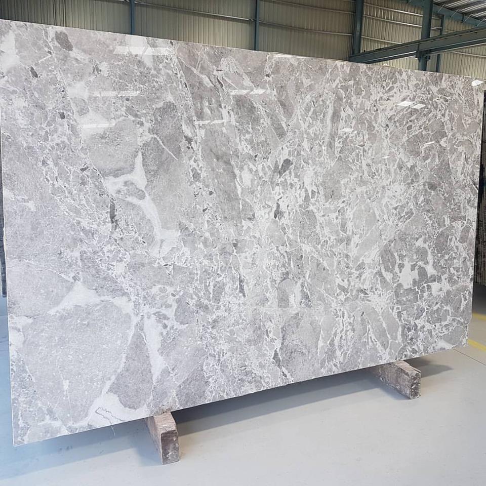 Apollo Grey Marble Slabs Polished Grey Marble Slabs