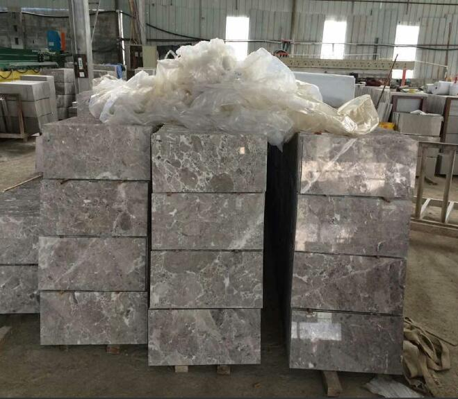 Arab Grey Marble Tiles for Flooring and Walling