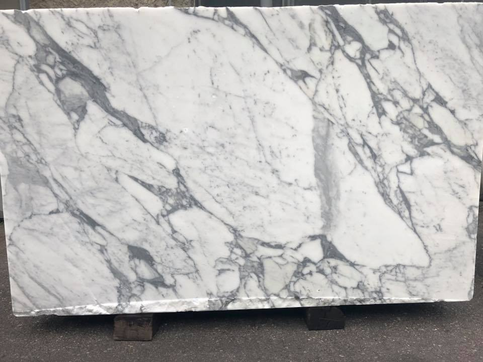 Arabescato Cervaiole Blocks White Marble Blocks