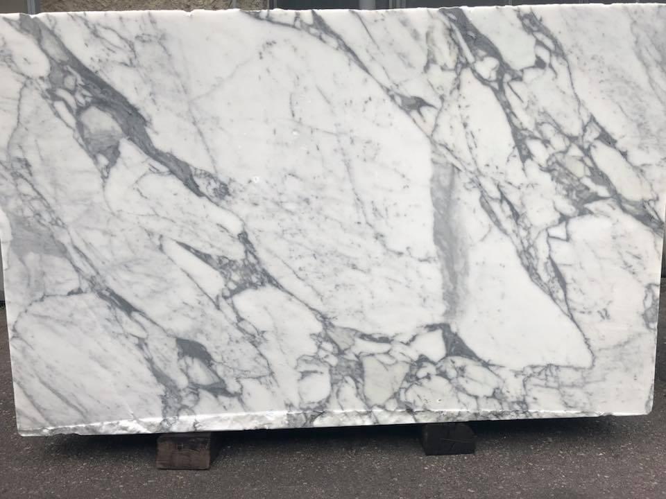 Arabescato Cervaiole Blocks White Marble Blocks