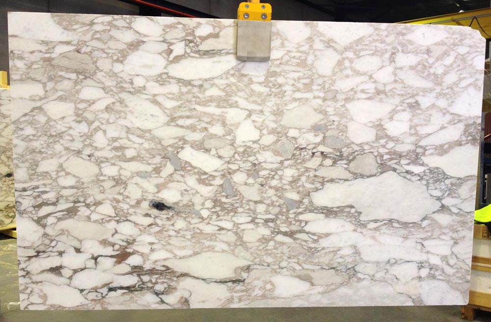 Arabescato Vagli Marble Slabs Italian Polished White Marble Slabs