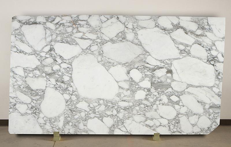 Arabescato Vagli Marble Slabs Italian White Polished Marble Stone Slabs