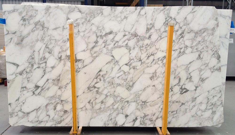 Arabescato Vagli Marble Slabs White Marble Slabs for Vanity Tops