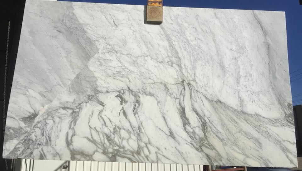 Arabescato Vagli Slabs Italian White Marble Slabs