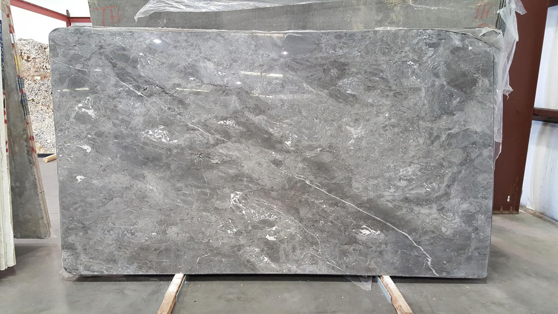 Arabescatus Dolomite Grey Marble Polished Slabs