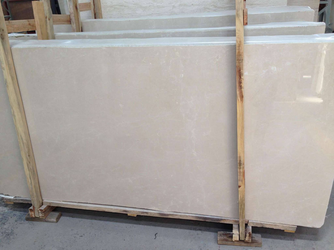 Aran White Marble Polished Slabs