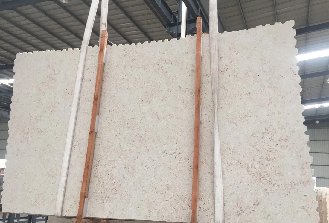 Archaean Century Beige Marble Slabs from Chinese Supplier