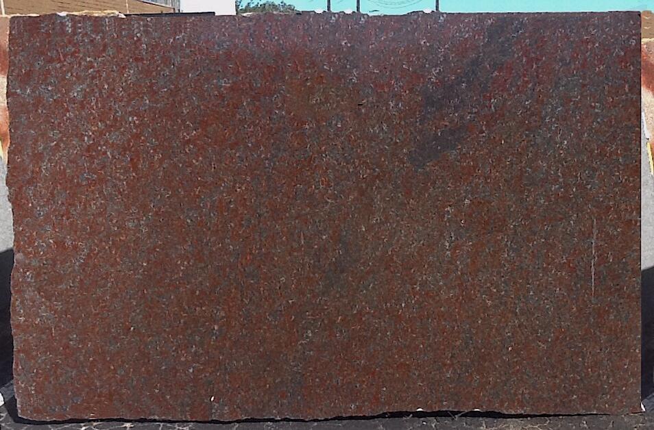 Argentina Siera Chica Granite Slabs Red Polished Granite Slabs