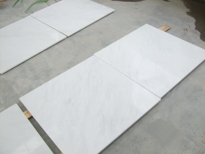 Aristone Marble Tiles Greek White Stone Flooring Tiles