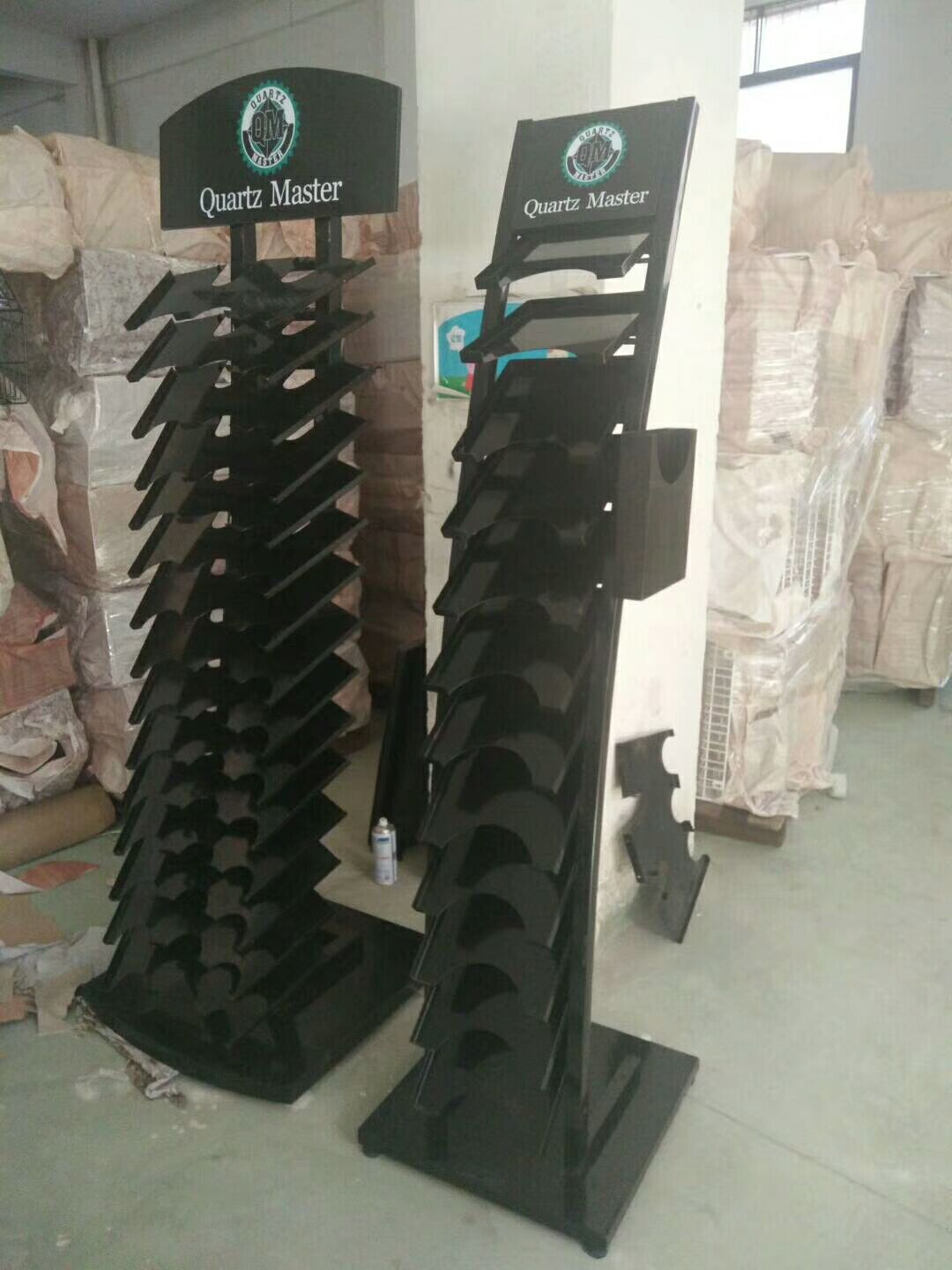 Artifical Stone Display Racks