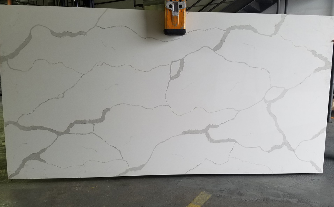 Artificial Stone White Quartz Slabs