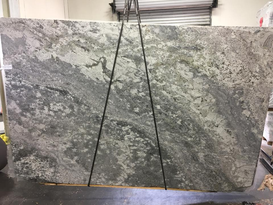 Asgard Granite Polished White Granite Slabs