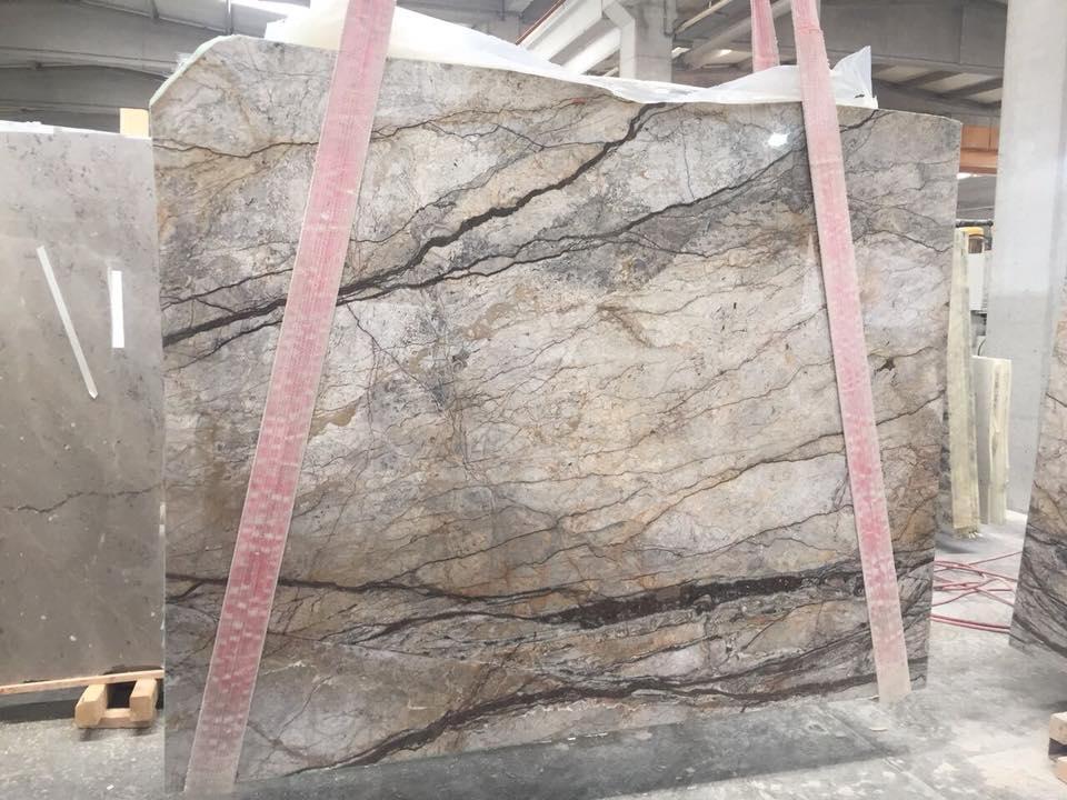 Astana Grey Marble Slabs Polished Grey Marble Slabs