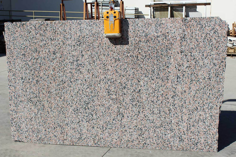 Astra Granite Slabs Polished Pink Stone Slabs with Top Quality
