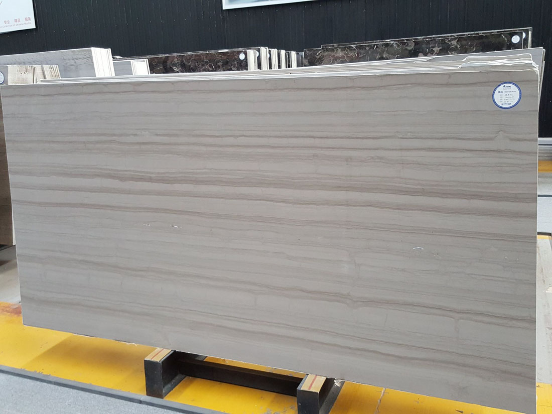 Athens Grey Marble Polished Slabs
