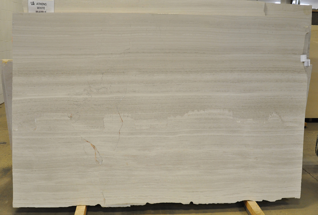 Athens White Marble Slabs Chinese Polished White Marble Slabs