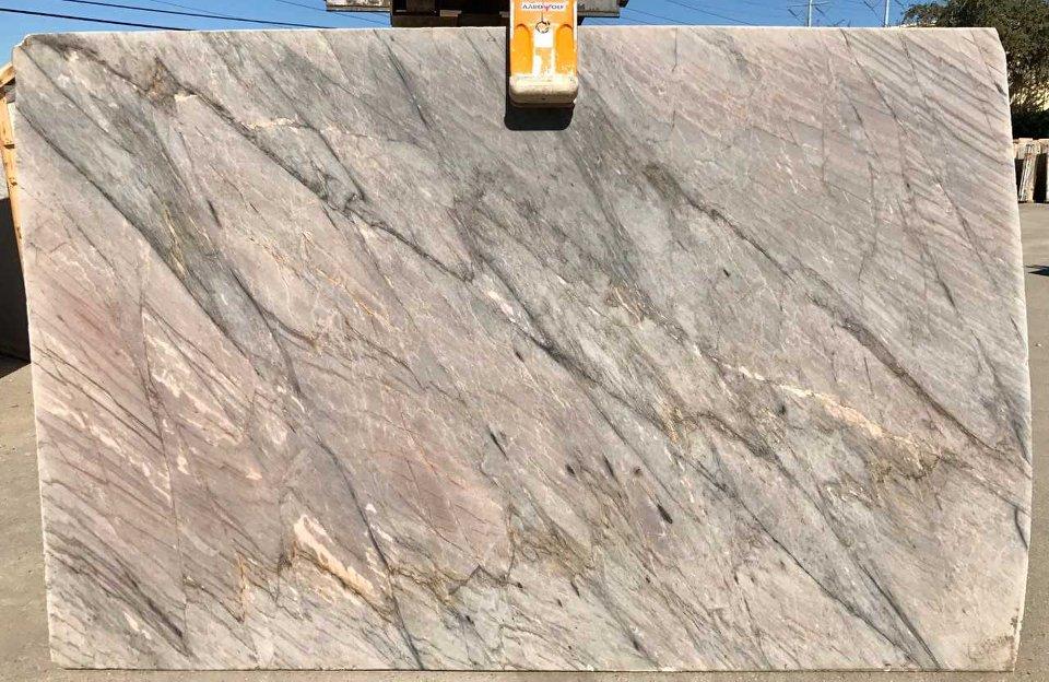 Aurora Blue Quartzite Polished Quartzite Slabs