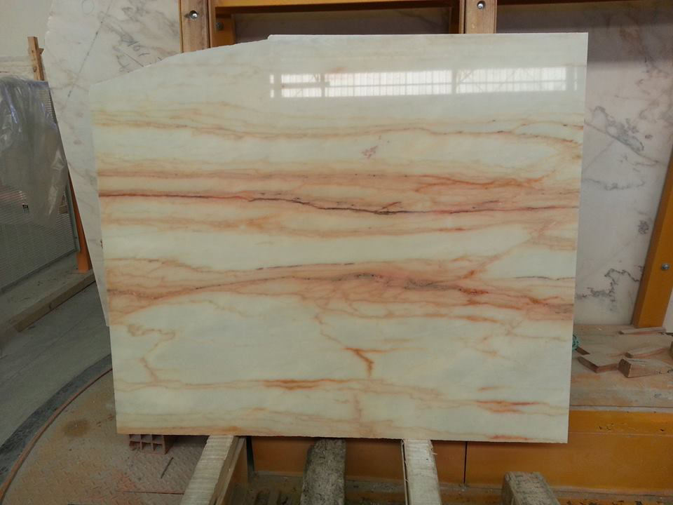 Aurora Gold Marble Beautiful Polished Marble Slabs