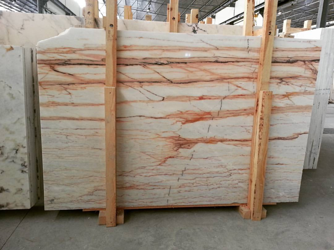 Aurora Gold Marble Slab Nice Marble Slabs from Portugal